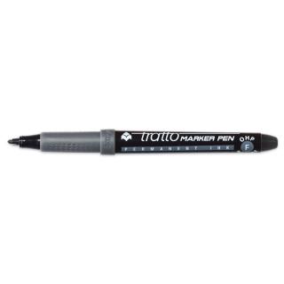 FLOMASTER 0.7mm CRNI F TRATTO OHP FINE 0806803