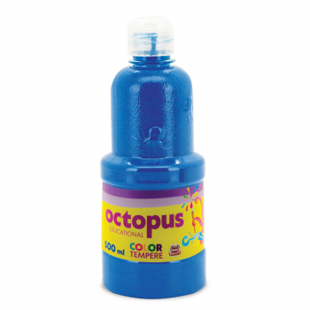 TEMPERA 500ml PLAVA UNI COLOR UNL-1130