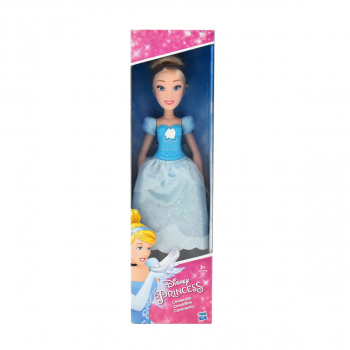 LUTKA DISNEY PRINCESS FASHION ASST B9996