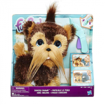 FURREAL SHAGGY SHAWN E0497
