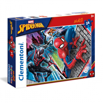 PUZZLE 24 MAXI SPIDERMAN CL24497