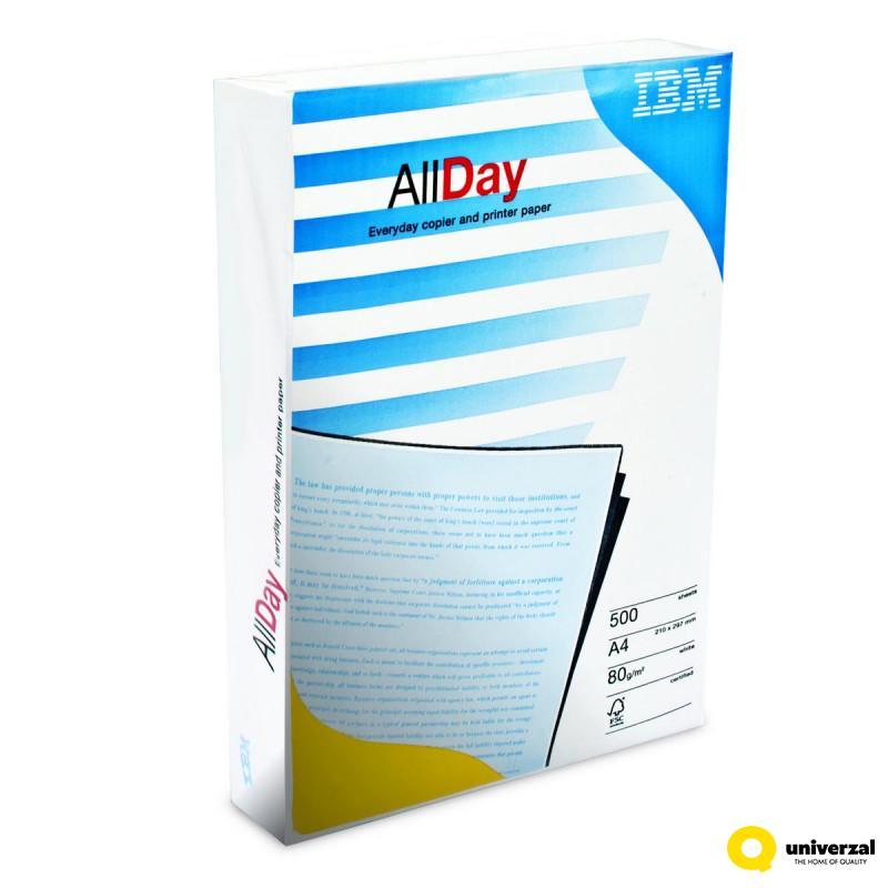FOTOKOPIR PAPIR A4 IBM ALL DAY