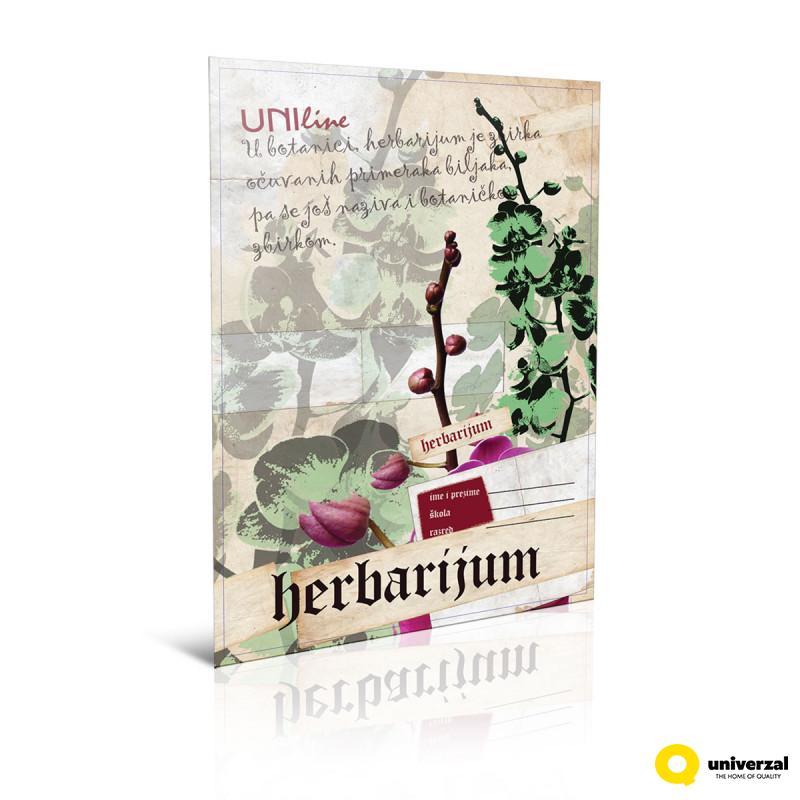 HERBARIJUM UNI-LINE UNL-0006