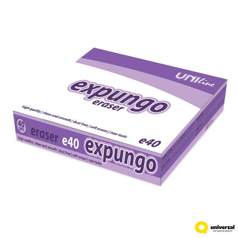 GUMICA EXPUNGO e40 UNI-LINE UNL-1212