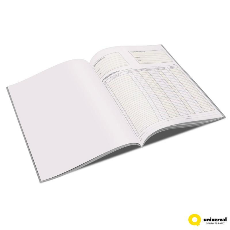 BLOK A4 OTPREMNICA SA PDV-om ILIJANUM