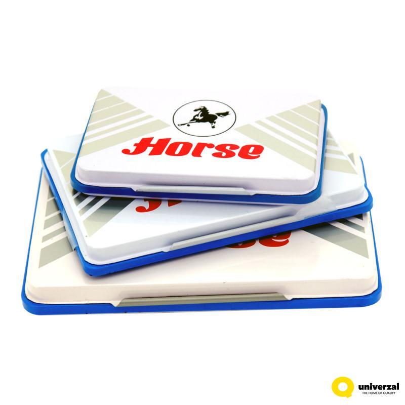 JASTUČE ZA PEČATE 1 HORSE PLAVO