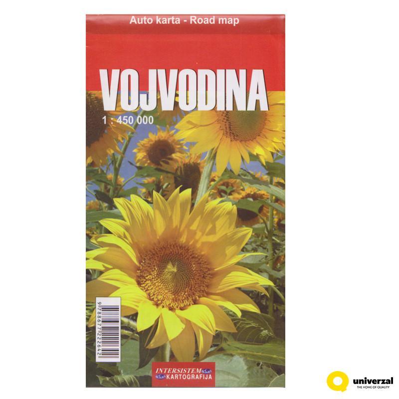 Karta Plan Grada Novog Sada Auto Karta Vojvodine Is 73535 Www Uni Rs