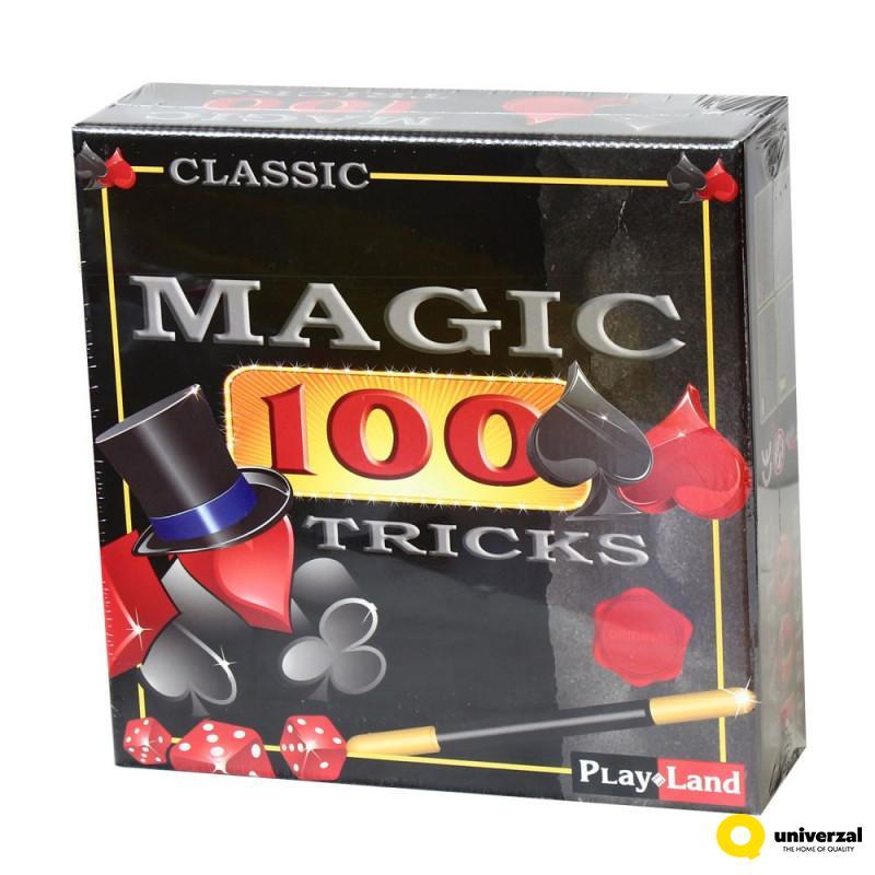 PLAY LAND 100 MAGIČNIH TRIKOVA PL137