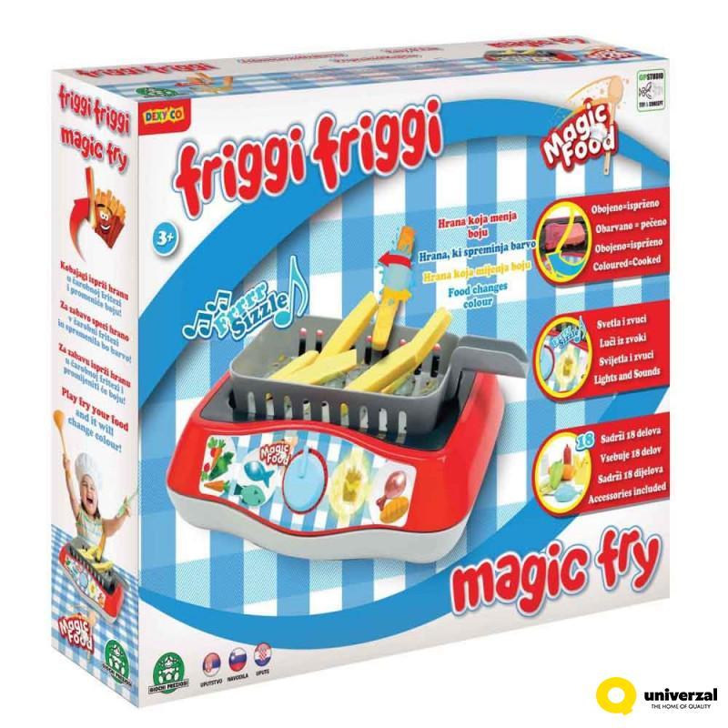 MAGIČNA FRITEZA FRIGGI FRIGGI GP0009