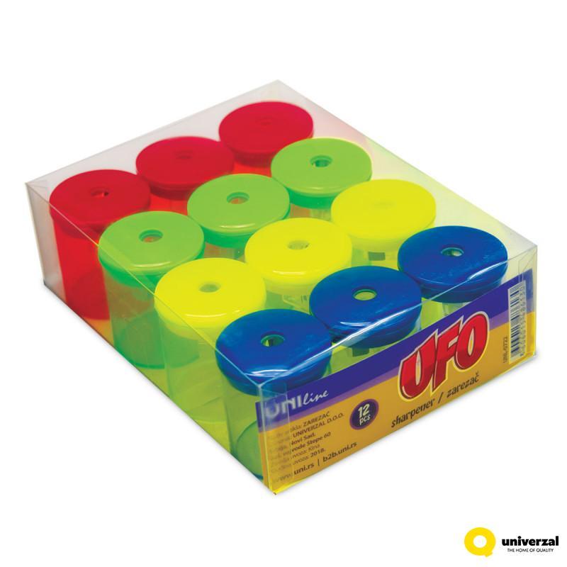 ZAREZAČ 1/1 PVC UFO UNI LINE UNL-0722