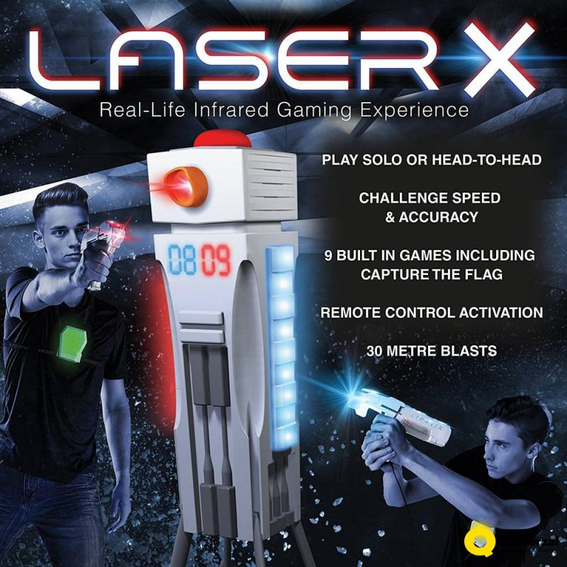 LASER X TORANJ SET NSI88033