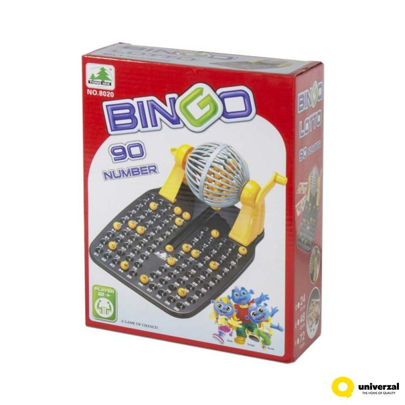 BEST LUCK MINI IGRA BINGO 171032