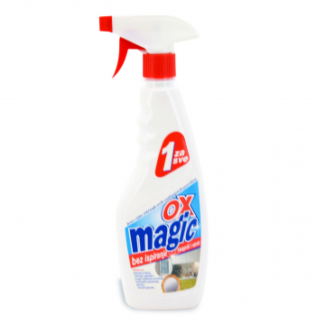 SREDSTVO ZA ČIŠĆENJE OX MAGIC 500ml