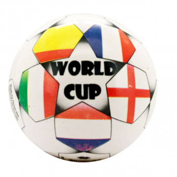 LOPTA PVC WORLD CUP FULL PRINTED 12cm DS-PP202