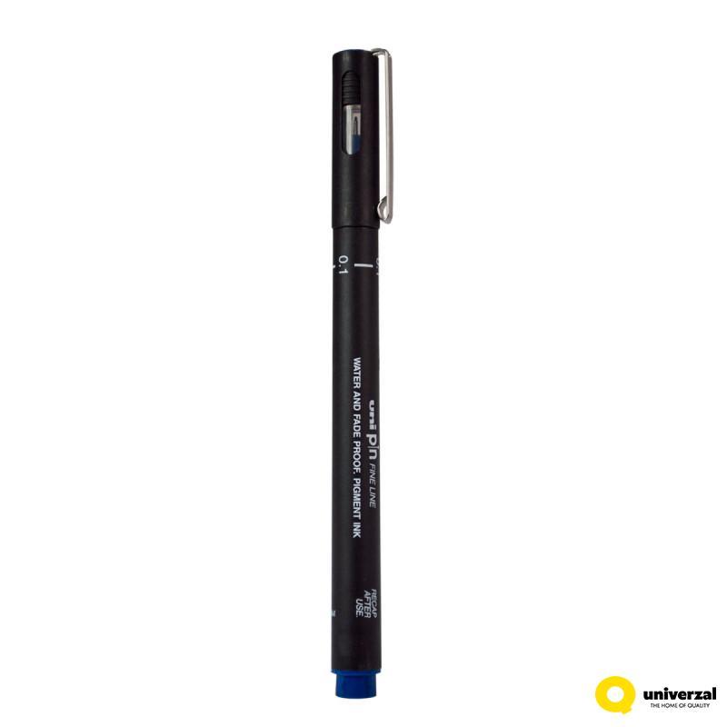 MARKER PLAVI 0.10mm PIN01-200 UNI-BALL