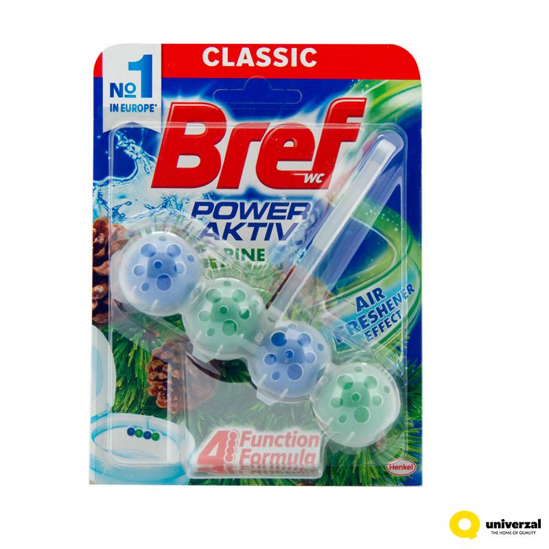 BREF POWER ACTIV KUGLICE PINE 50g