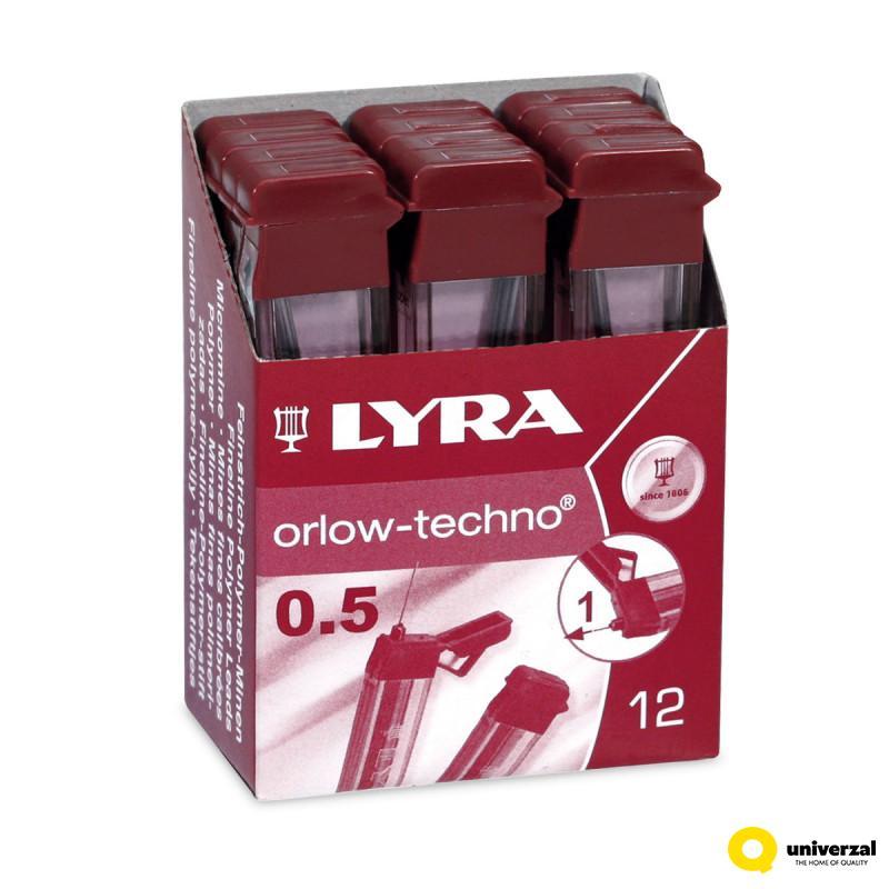 MINE 0.5 HB LYRA 5001100