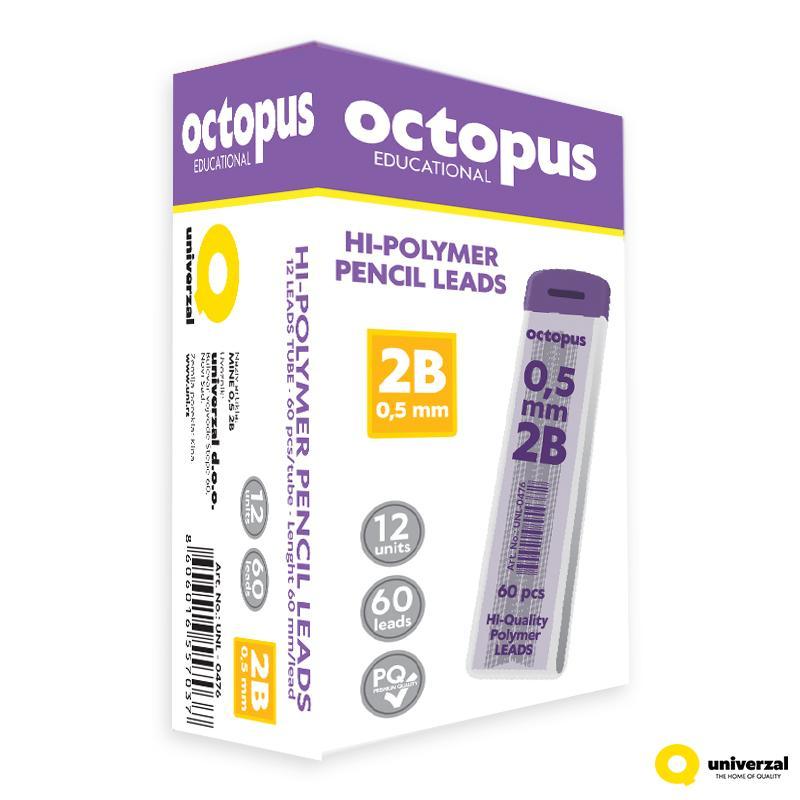 MINE 0.5 2B 1/1 UNI-LINE UNL-0476 60 MINA U TUBI