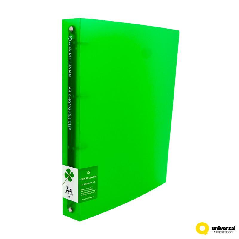 FASCIKLA A4 PVC SA 4 PRSTENA CY9640